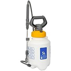 Hozelock 4505 0000 Pulvérisateur haute pression Standard 5L (capacité maximale pour le remplissage: 3L)