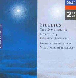 Sibelius - The Symphonies Nos. 1, 2 & 4 / Finlandia - Karelia Suite