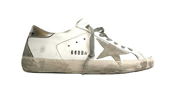 Golden Goose Luxury Fashion Uomo GCOMS590W77 Bianco Sneakers