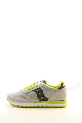 Saucony Jazz Original hommes, suède, sneaker low Grey/Green