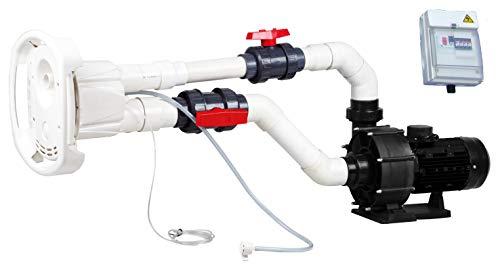 Aquajet Schwimmbecken Gegenstromanlage Jet Swim 70m³/h 3,0HP 230V -