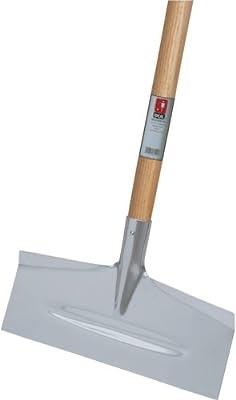 FORMAT 4005827400022–schneescharre. Stahlblechm. Hartholzst. 160x 400mm