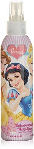 Disney Princess Body Spray 200 ml - Eau de Toilette Parfum / Körperspray für Kinder - Geschenk für Mädchen - Air-Val P5236 -