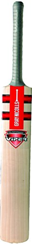 Gray Nicolls Official Autographed English Willow Full Size Cricket Bat Size Sh by Gray-Nicolls