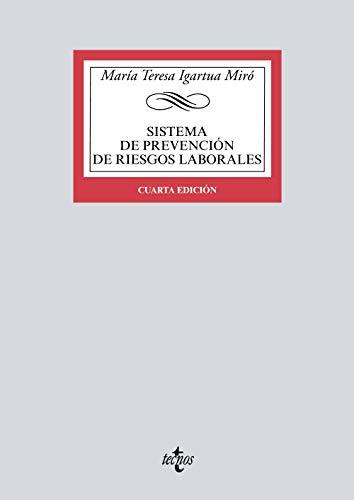 Sistema de prevención de riesgos laborales (Derecho - Biblioteca Universitaria De Editorial Tecnos)