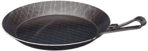 Turk, Padella professionale da servizio, in ferro battuto, 28 cm