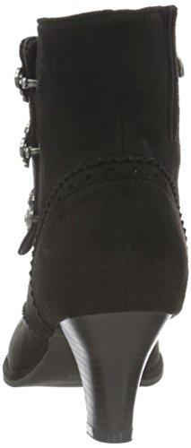 Andrea Conti 3612707, Bottes Classiques femme Noir - Schwarz (Schwarz 002)