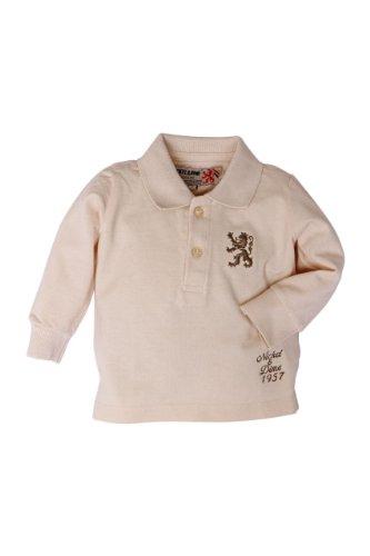 Nickel&Dime Junior Maglietta a Manica Lunga KENNEDY, bambina, Colore: Crema, : 68
