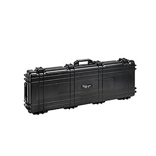 B W &Outdoor Cases Type 72 Schaumstoffeineinsatz SI (Black)