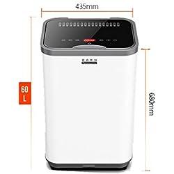 WEIFAN-Dryer Secadora Ropa para bebé Ropa Interior pequeña Secadora Secadora Máquina de Secado rápido 60L 800W 220V Gran Capacidad Ciclismo Esterilización suavizante Acción de Gracias