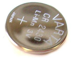 BUTTON CELL, LITH 2430 3V CR2430 By VARTA