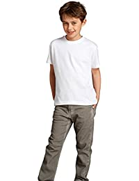 a94d297086df4 SOL S Tshirt Enfant - Organic Blanc Organique