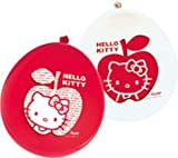 12 Ballons Hello Kitty Apple™