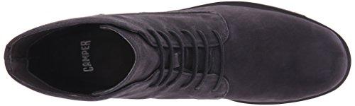 Camper Bowie K400022-002 Scarponcini Donna Nero (Black (nero))