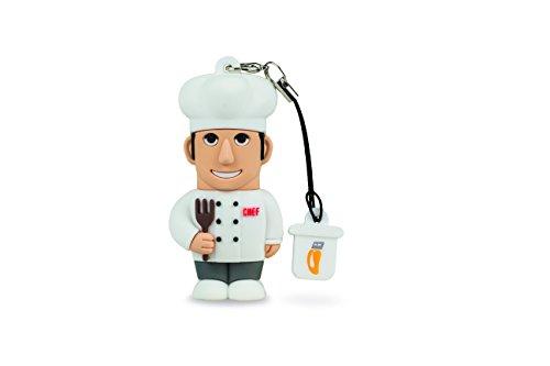 professional-usb-chef-cuoco-simpatiche-chiavette-usb-flash-drive-20-memory-stick-archiviazione-dati-