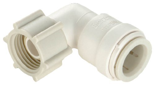 Female Swivel 0.5 (Watts P-635 Quick Connect Female Swivel Elbow, 1/2-Inch CTS x 1/2-Inch FPT by Watts)
