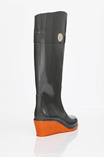 Nokian Footwear Julia Lundsten - Wedge High, Stivali donna Grigio (grigio)