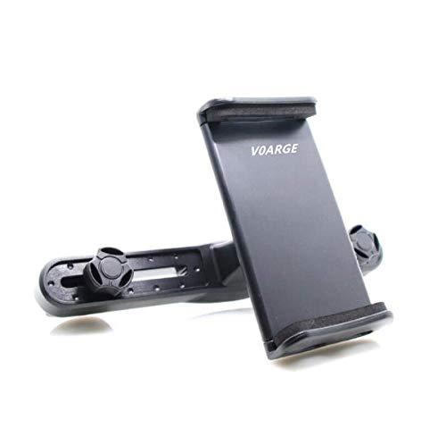 VOARGE Autohalterung Tablet, Tablet Halter Kfz Kopfstützenhalterung, Einfache Installation, Universal für iPad 2/3/4/Mini/Air, Samsung Galaxy Tab und die Meisten 6-11 Zoll Tablets