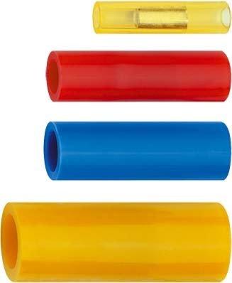 Klauke Parallelverbinder 780 1,5-2,5qmm Verbinder für Cu-Leiter zum Verpressen 4012078025508 (Sk Leiter)