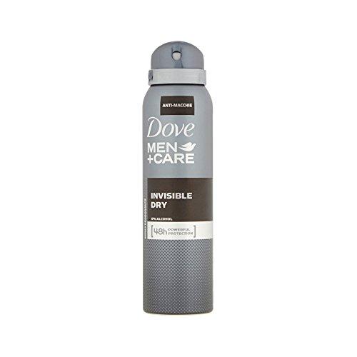 Dove Men Care Invisible Dry Spray Deodorante - 150 ml