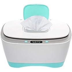 Toallitas para bebés Calentador Temperatura constante 24H - Gran capacidad Toallitas Caja Caja de pañuelos Desinfección, Salud caliente No hay necesidad de preocuparse por el frío del invierno