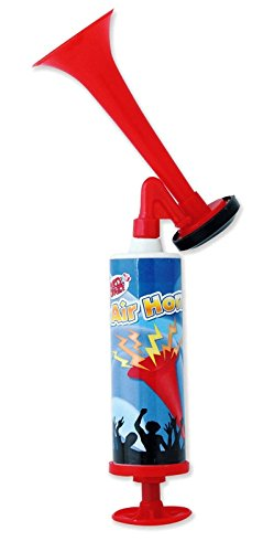 Party Crazy Pumpe Action Party Air Horn