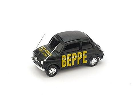 Tutti A Casa - BRUMM BMBR027 FIAT 500 BEPPE ORA BASTA: