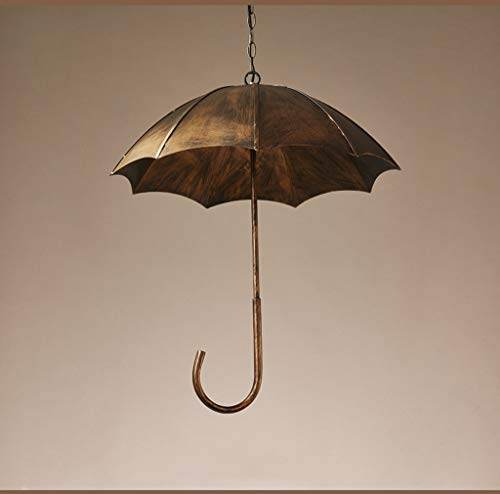 Retro Regenschirm Kronleuchter industrielle Loft ist nicht der Wind alte Kaffeemaschine Bügeleisen Restaurant Bar Kronleuchter stark Anti-oxidant