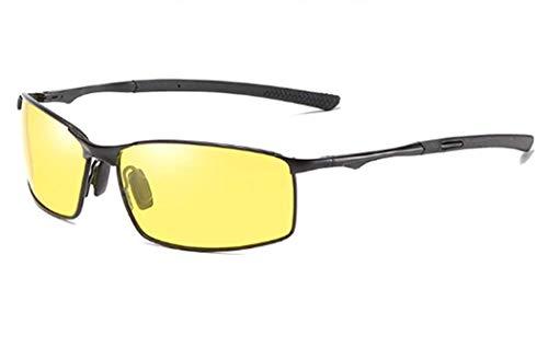 Tclothing Herren Polarisierte Sonnenbrille für Sport, Outdoor-Sonnenbrille, Herren, Metallrahmen -