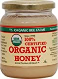#10: Y.S. Eco Bee Farms, 100% Certified Organic Raw Honey, 1.0 lb (454 g) Package Quantity: 1(ONE)