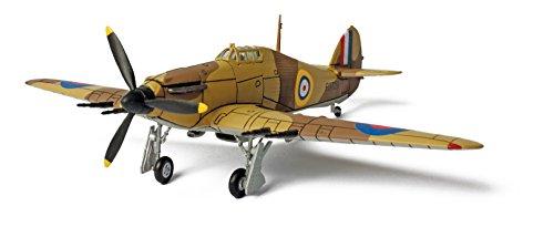 Forces de la Vaillance U.K. Hurricane - Égypte, 1940 (1 : 72) (Nouvelle Peinture et Package)
