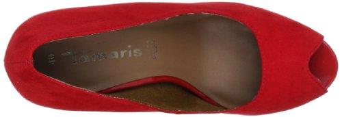 Tamaris Tamaris 1-1-29304-20, Scarpe col tacco donna Rosso (Rot (CHILI 992))