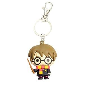 Harry Potter Llavero figurativo de goma (SD Toys SDTWRN20451) 7