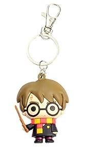 Harry Potter- Llavero figurativo de Goma (SD Toys SDTWRN20451)