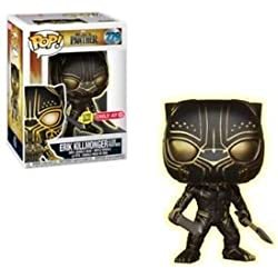 Funko Pop! Marvel Black Panther: Erik Killmonger