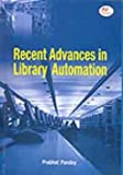 Recent Advances In Library Automation