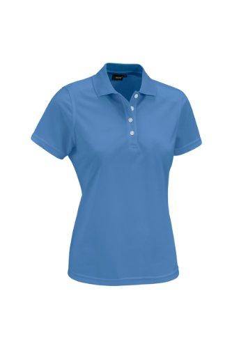 maier sports, Polo Donna 1/2 Arm Sina, Blu (french blue), 38 Blu (french blue)