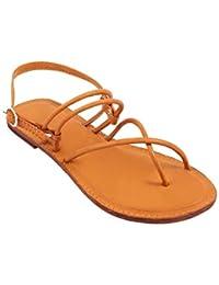 cfa76ccfd Rajasthani-Fashion Ethnic Women Girls Office Chappal Sandals Wmo1102