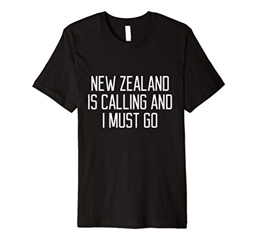 Funny Neuseeland Zitat T-Shirt Preisvergleich