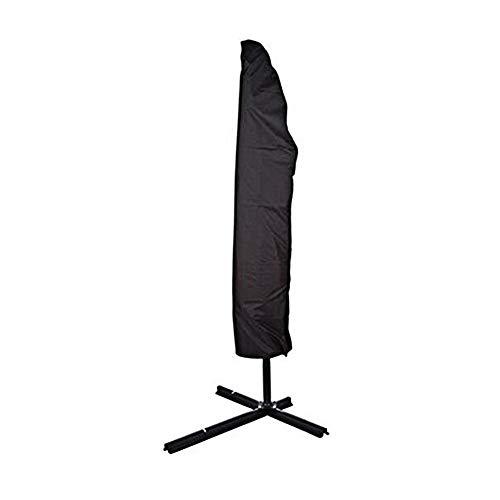 Preisvergleich Produktbild YAC Draussen Schutzhülle,  Sonnenschirmhülle Regenschutz Römischer Regenschirm Gerade Regenschirmabdeckung Wasserdicht mit reißverschluss, C