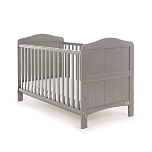 Obaby Whitby Cot Bed, Taupe Grey Per ✤ Soft Lining:Made of sponge lining, very comfortable for baby to sit and for mom to wear. ✤ Widen Design:The wide of the seat is about 6.3inch, baby will be more comfortable and meanwhile, mom can use less power. ✤ Adjustable Length: The length of the waistline is about 65-118cm/25.59-46.45in. 8