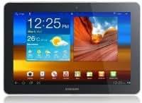 "Samsung Galaxy Tab P7510 Tablette PC 10,1"" (25,6 cm) Processeur dual core 16 Go Wi-Fi Bluetooth 3.0 Android Honeycomb 3.1 Blanc"