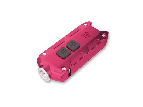 Taschenlampe NiteCore LED TIP aufladbare Schlüsselanhängerlampe bis 360 Lumen RO