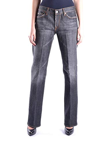 7 For All Mankind Luxury Fashion Damen MCBI13098 Grau Jeans | Jahreszeit Outlet