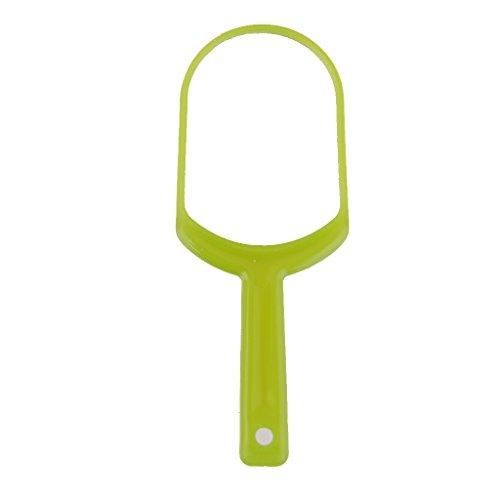 Weiche Zunge Bürstenabstreifer Atem Reiniger Hygiene Mundpflege Werkzeug Zufällige Farbe