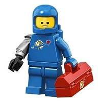 Iego The Movie 2 Apocalypse Benny Minifigure 71023 (Bagged)