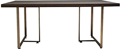 Tubestyle Sleek Table (Brown)