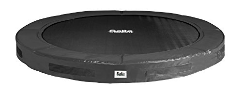 Salta Excellent Ground Ingraaf Trampoline 183 Black