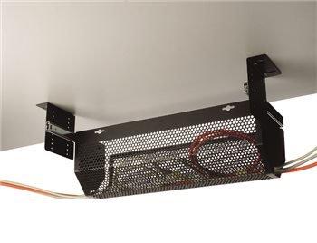 PENN ELCOM Bandeja deslizable para Cable Negro 500mm cms-05b