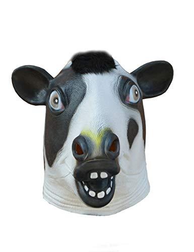 Deluxe Neuheit Kopf Latex Spielzeug Tierkopf Maske Für Halloween-Kostüm ()